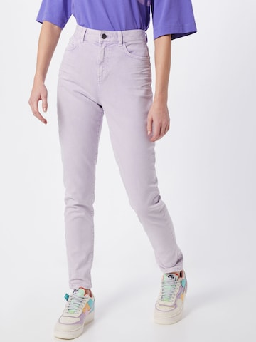 EDC BY ESPRIT Jeans 'Vintage' in Lila