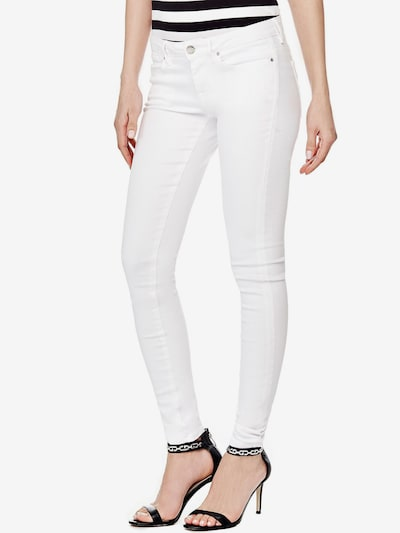GUESS Jeggings in weiß, Modelansicht