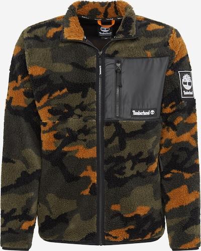 TIMBERLAND Přechodná bunda - zelená / tmavě zelená / oranžová, Produkt