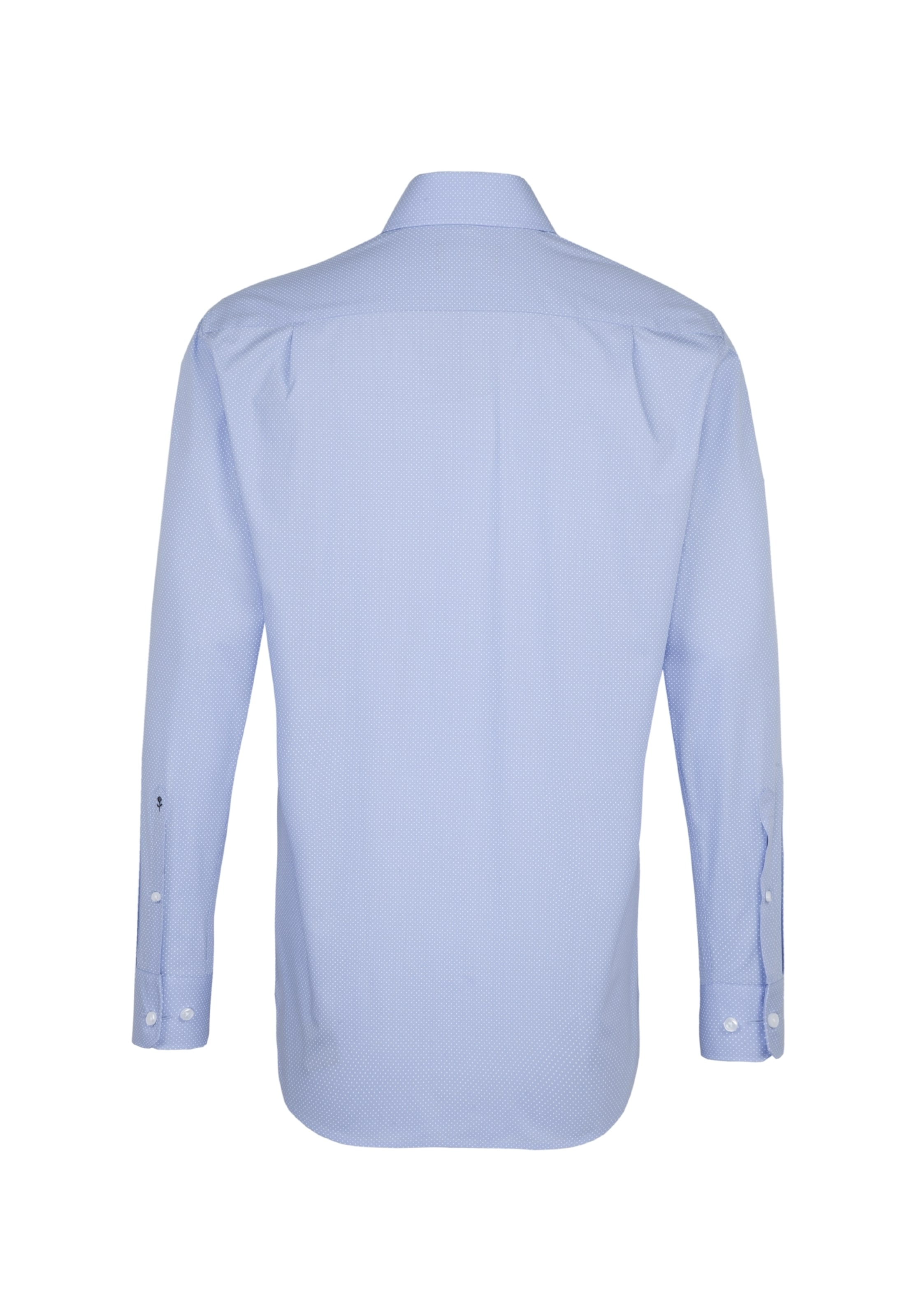En Business Seidensticker Chemise FuméBlanc Bleu DHEe9YW2I
