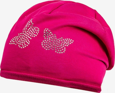 MAXIMO Beanie in pink: Frontalansicht