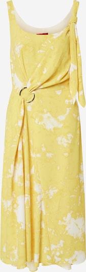 HUGO Zomerjurk 'Kusali' in de kleur Donkergeel, Productweergave