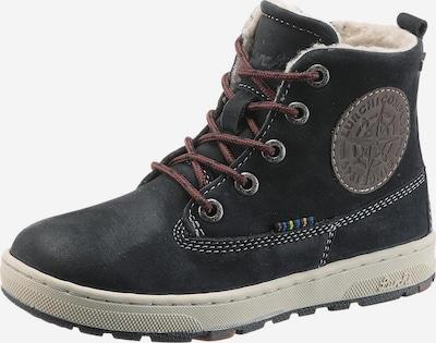 Auliniai batai su kulniuku iš LURCHI , spalva - tamsiai mėlyna, Prekių apžvalga
