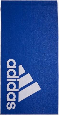 ADIDAS PERFORMANCE Handtuch '70 x 140cm' in Blau