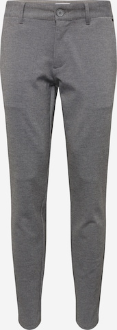 Pantaloni eleganți 'onsMARK' de la Only & Sons pe gri