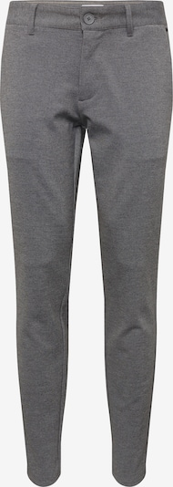 Only & Sons Hose 'onsMARK PANT GW 0209 NOOS' in graumeliert, Produktansicht