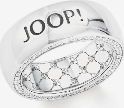 JOOP! Ring in Silver / White, Item view