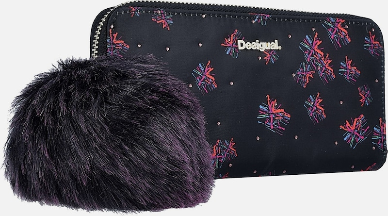 Desigual Mone Zip Around Bloomstar Geldbörse 19 cm