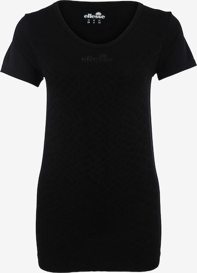 ELLESSE Functioneel shirt 'PYGAEA' in de kleur Zwart, Productweergave