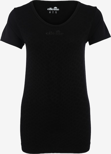 ELLESSE Ikdienas krekls 'PYGAEA' pieejami melns, Preces skats