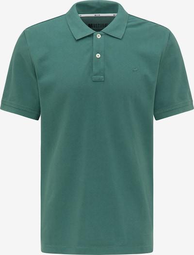 MUSTANG T-Shirt ' Poloshirt ' in grün, Produktansicht