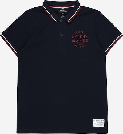 NAME IT Shirt 'Fasias' in nachtblau, Produktansicht