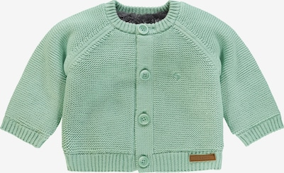 Noppies Strickjacke 'Lou' in mint, Produktansicht