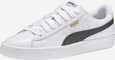 PUMA Sneakers laag 'Basket Classic' in de kleur Antraciet / Wit, Productweergave