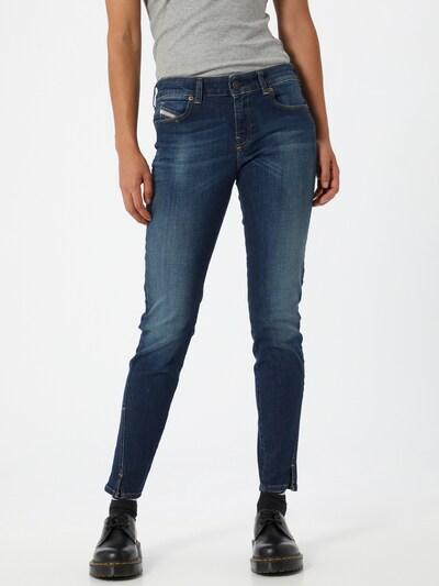 DIESEL Jeans 'Jevel' in blau, Modelansicht