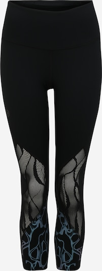 UNDER ARMOUR Leggings in grau / schwarz, Produktansicht