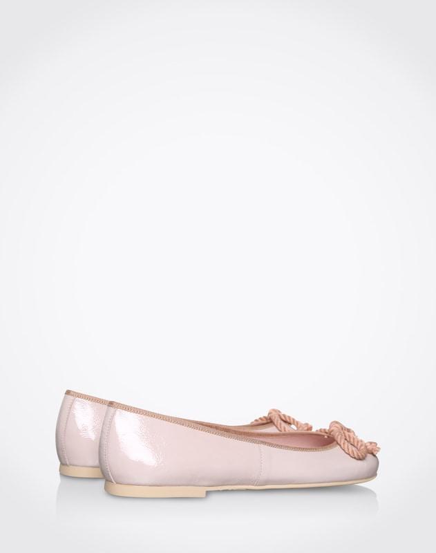 PRETTY BALLERINAS Ballerina aus Leder 'Ipnotic'