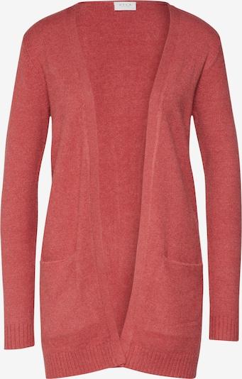 VILA Gebreid vest 'Ril' in de kleur Pink, Productweergave