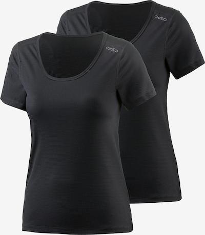 ODLO Unterhemd 'Cubic' in schwarz, Produktansicht