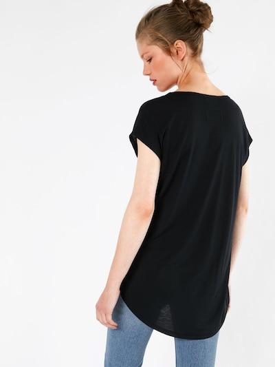 tigha Shirt 'Effi' in schwarz: Rückansicht
