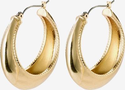 Pilgrim Boucles d'oreilles 'Air' en or, Vue avec produit