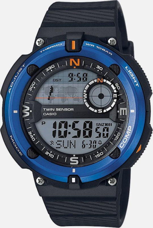 CASIO 'Collection Chronograph' »SGW-600H-2AER«