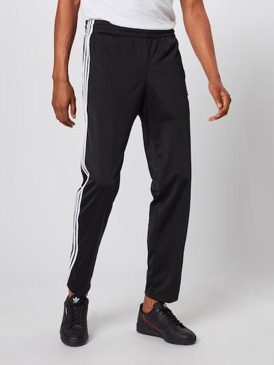 ADIDAS ORIGINALS Broek 'Firebird TP' in de kleur Zwart, Modelweergave