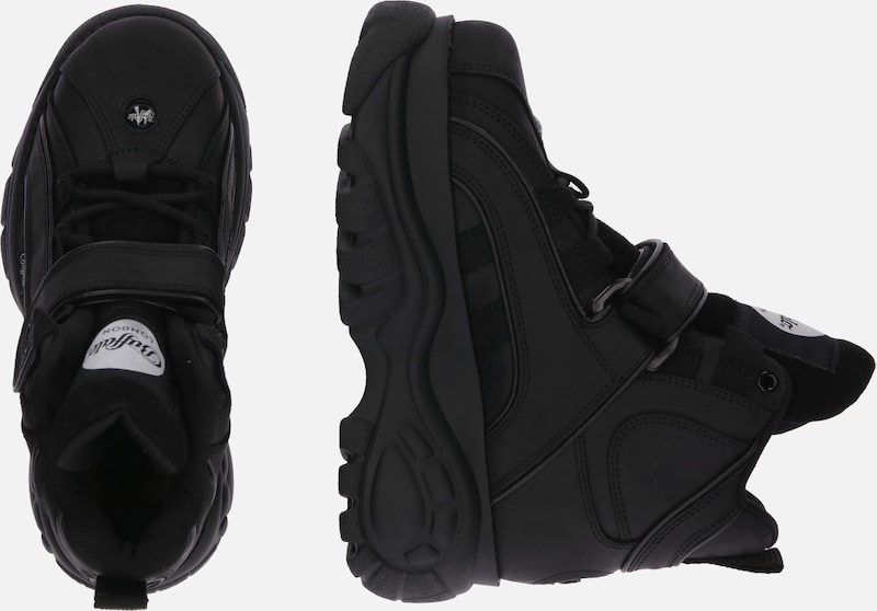 Buffalo London Sneakers hoog in Zwart | ABOUT YOU