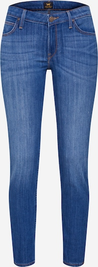 Lee 'Scarlett' Skinny-fit Jeans in blue denim, Produktansicht