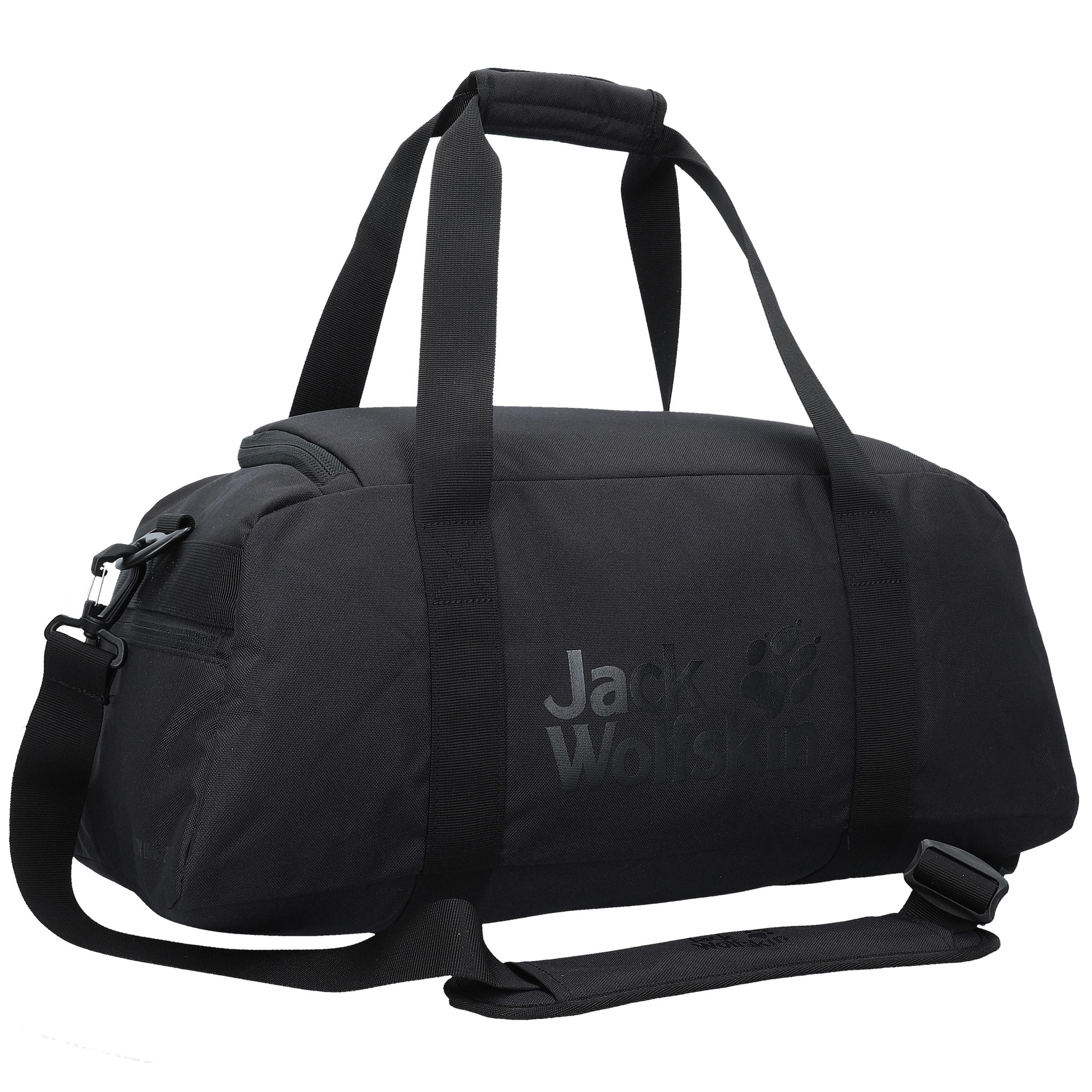 Bag 'action Jack En Sac Noir De Wolfskin 25' Sport sQdrxthC