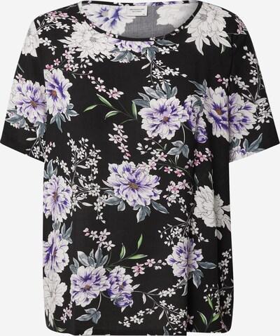 JACQUELINE de YONG T-shirt 'JDYSTARR LIFE ' en rose / noir, Vue avec produit