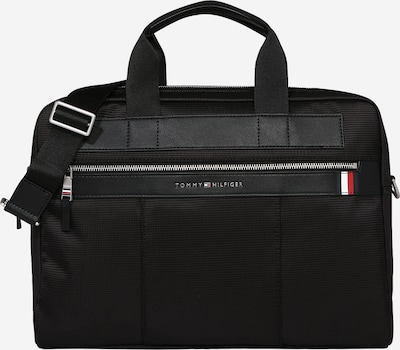 TOMMY HILFIGER Taška na notebook 'ELEVATED NYLON COMPUTER BAG' - čierna, Produkt