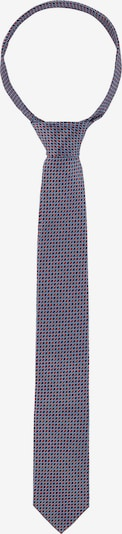 JOOP! Krawatte in nachtblau / rot, Produktansicht