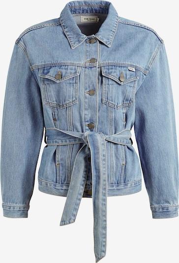 khujo Jacke ' SHANE ' in blau, Produktansicht