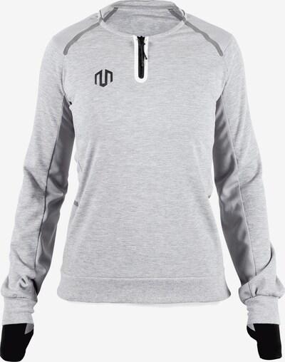 MOROTAI Pullover in hellgrau, Produktansicht