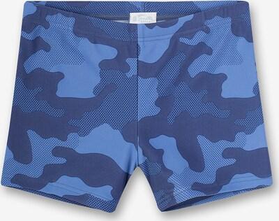 SANETTA Badeshorts in blau, Produktansicht