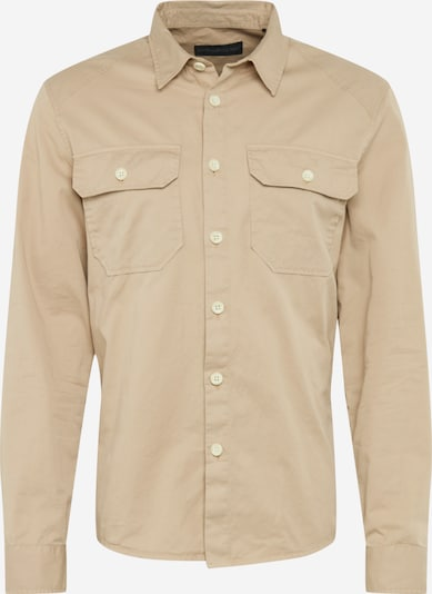 DRYKORN Hemd in beige, Produktansicht