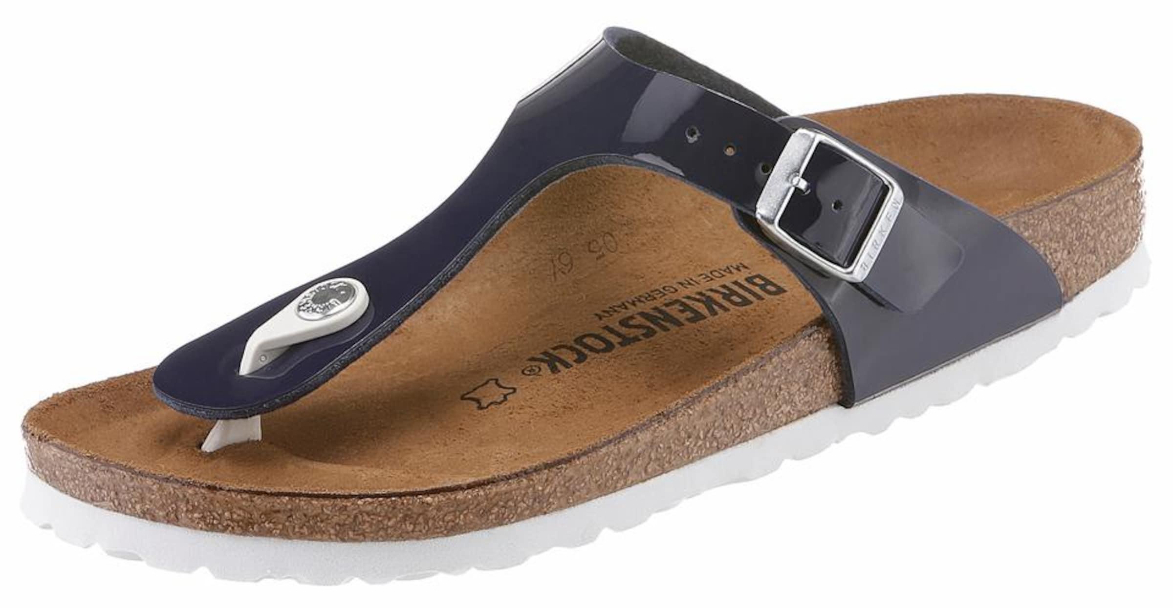BIRKENSTOCK Zehentrenner Verschleißfeste billige Schuhe Hohe Qualität