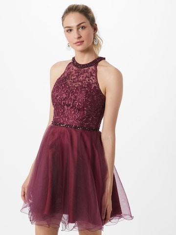 Laona Φόρεμα κοκτέιλ σε κόκκινο