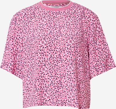 Tommy Jeans T-Krekls pieejami rozā, Preces skats