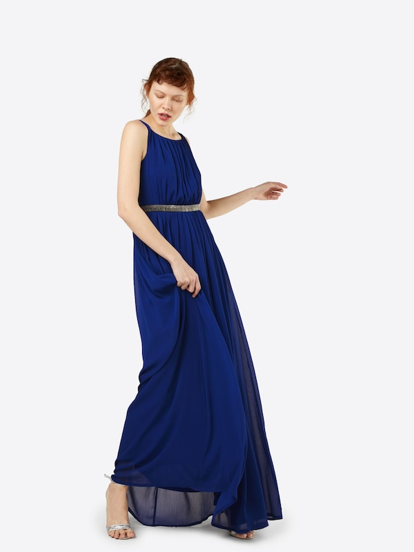 'maxine' About You Kleid Silber Navy gxOTEqx