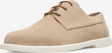 Chaussure à lacets ' Judd ' CAMPER en beige