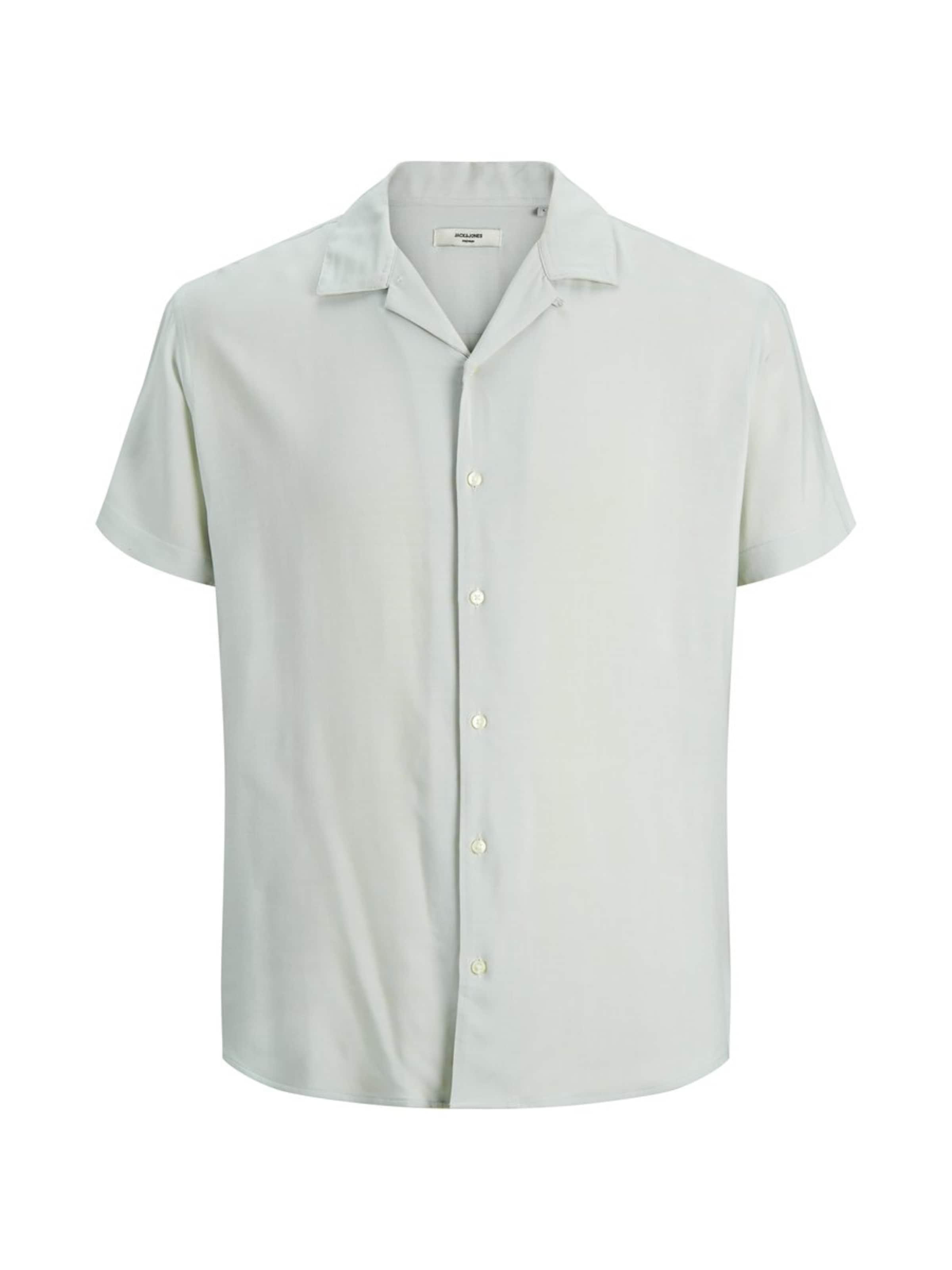 Kurzarmhemd Jackamp; Beige In Beige Jackamp; Jones Kurzarmhemd Jones In Jackamp; 45R3AjL