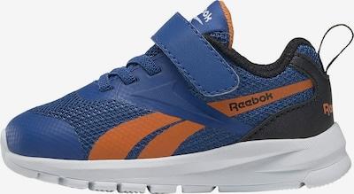 REEBOK Sneakers in blau / orange / schwarz / weiß, Produktansicht