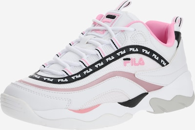 FILA Sneakers laag 'WMN Heritage Ray Mesh' in de kleur Rosa / Wit, Productweergave