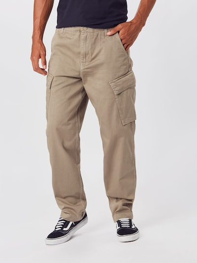 LEVI'S Hose 'XX TAPER CARGO II' in beige, Modelansicht