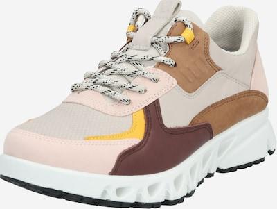 ECCO Sneaker 'Multi-Vent' in beige / braun / pink, Produktansicht