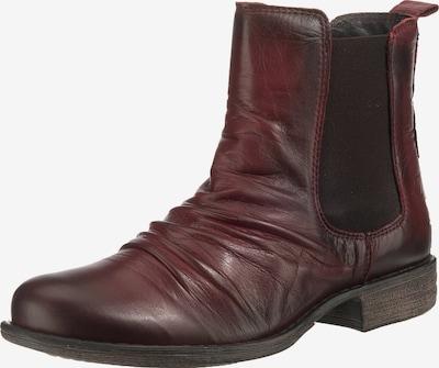 Paul Vesterbro Chelsea Boots in dunkelrot, Produktansicht