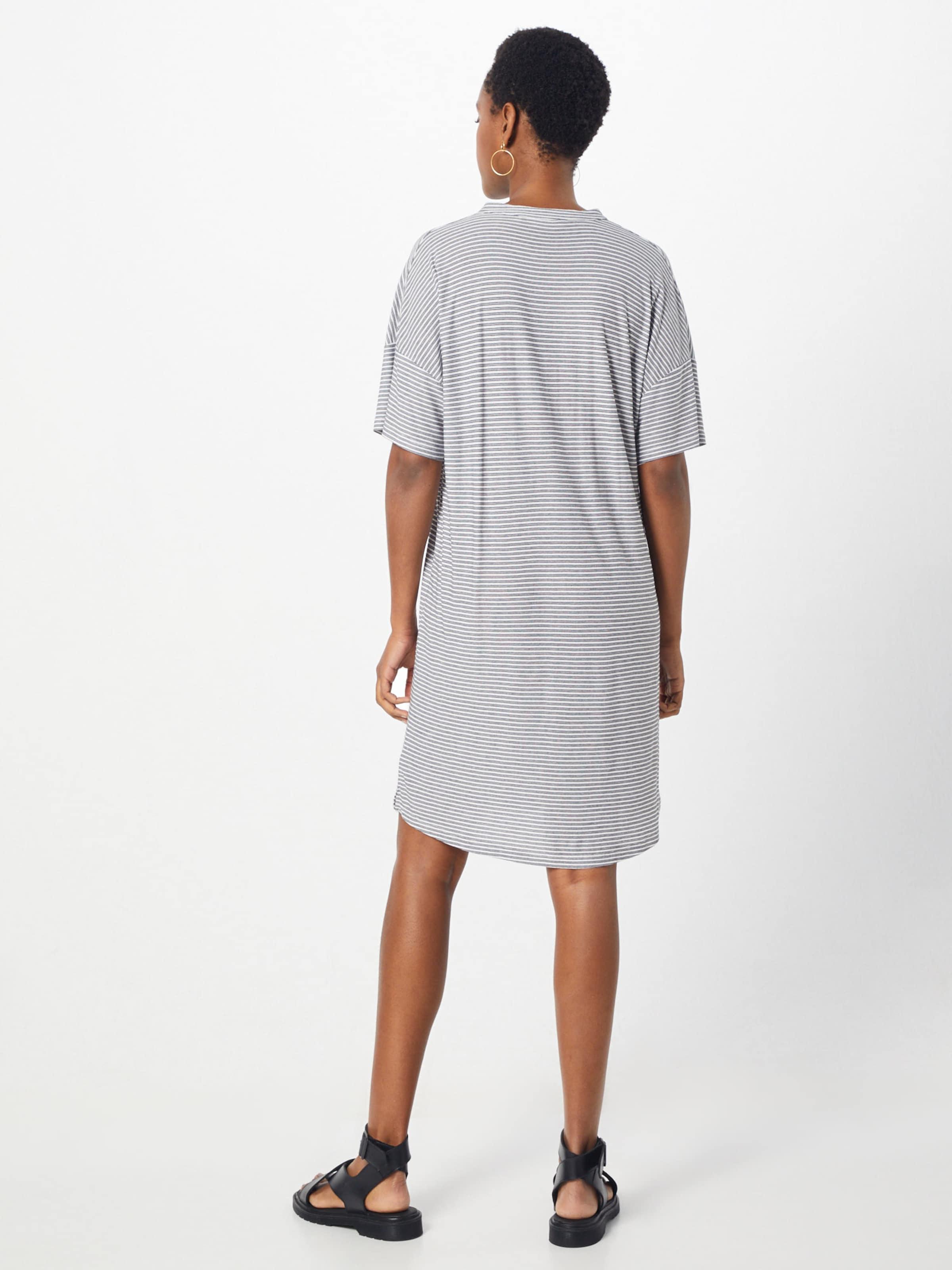 Basic Kleid SchwarzWeiß 'kristina' Apparel In L354RjqA
