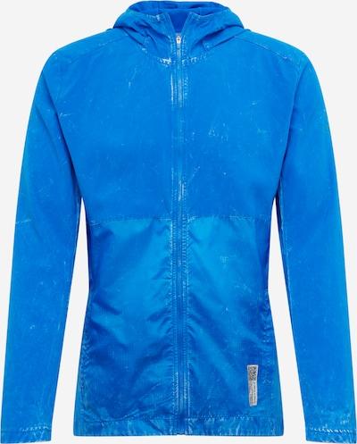 ADIDAS PERFORMANCE Sportjas in de kleur Blauw, Productweergave